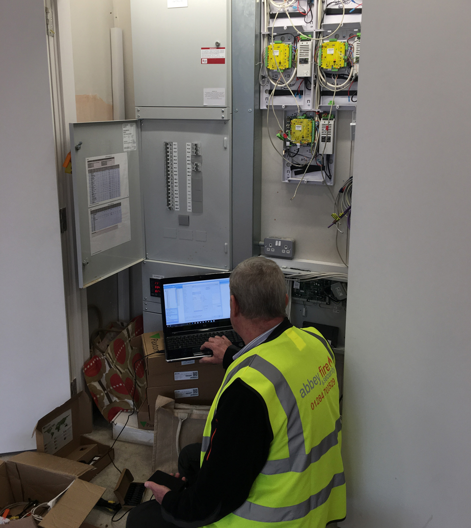 Electrical Testing Suffolk