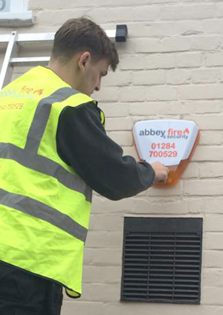 Fire Alarm Installer Suffolk